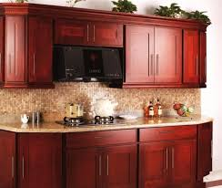 awesome the best of cherry wood kitchen cabinets new home designs