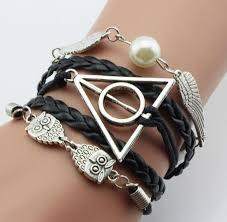 vintage infinity bracelet images Cool bracelets vintage owl bird anchor wing infinity bracelet jpg