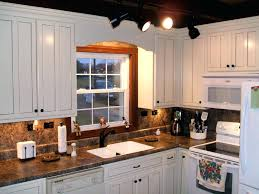 Small Kitchen Paint Ideas Small Kitchen Paint Colors With Cabinets Painted Ideas Before