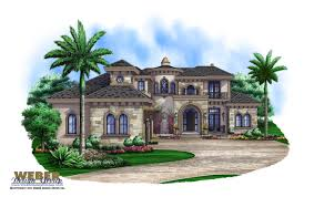 mansion home designs this mediterranean dream home consists of 5 bedrooms 5 full baths