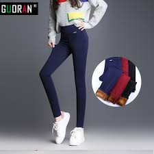 High Waisted Jeggings Plus Size Online Get Cheap Winter Jeggings Plus Size Aliexpress Com