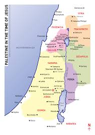 Where Is Israel On The Map Gospel Map Bible Study Pinterest Palestine Bible And Faith