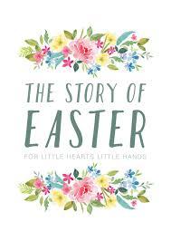 the story of easter kids craft devotional u2013 jellytelly