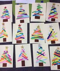 Xmas Kids Crafts - easy christmas kids crafts that anyone can make stick christmas