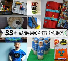 gifts for boys 33 handmade gifts for boys tutorials free patterns and more