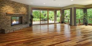 reclaimed wood flooring made from pallets and such hometalk