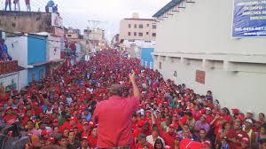 imagenes de numa rojas el parroquiano un mar de 15 mil personas tomaron el centro de