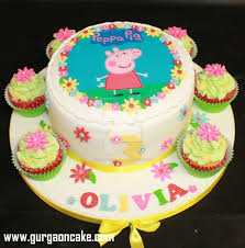 peppa pig birthday cakes peppa pig birthday cakes to buy