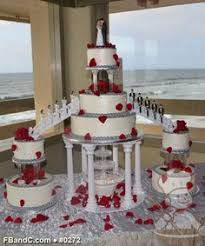 wedding cakes with fountains water wedding cakes wedding corners