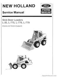 ford new holland tractor manuals repair manuals online