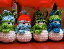 snowman ornament crochet pattern free amigurumi patterns crochet