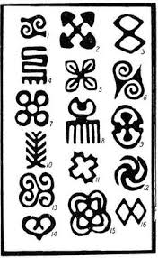 adinkra ornaments gye nyame the supremacy and power of god