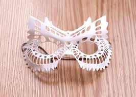 owl mask owl mask 3d printer file cults