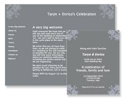 invitation websites new email wedding invitation and wedding website designs