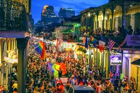 your guide to new orleans pride weekend 2017 beignets
