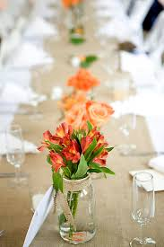 Mason Jar Flower Centerpieces Mason Jar Wedding Centerpieceswedwebtalks Wedwebtalks