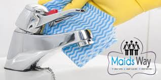 Cleaning Bathroom Faucets by Cleaning Bathroom Faucet The Maidsway Austin House Cleaning And