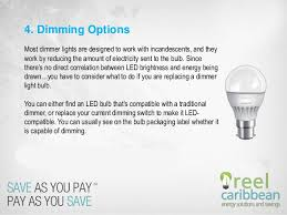 do you need special light bulbs for dimmer switches 6 things to know before buying led lightbulbs