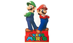 mario party supplies mario party mario luigi standup 5 party supplies