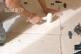 schlüter ditra heat chauffage au sol électrique sous carrelage