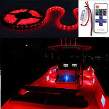 Marine Led Strip Lights Boat Led Light Kit Ebay