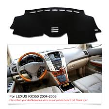 lexus rx 350 used car singapore fits for lexus rx350 2004 2008 dashmat dashboard cover mat sun