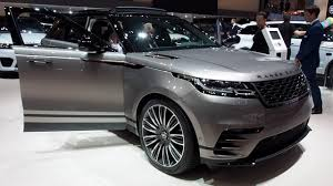 velar land rover interior the all new 2017 range rover velar in detail review walkaround