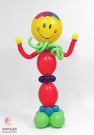 clown baloons dimples the clown