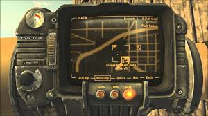 Fallout New Vegas World Map by Fallout New Vegas Old Mormon Fort Snowglobe Location Youtube