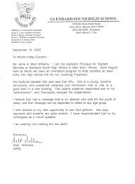 sample college recommendation sample recommendation letter for student going to college image