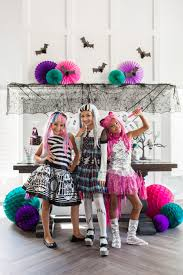 monster high halloween party u2013 pink milk u0026 ponies