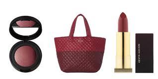 10 fashion u0026 beauty products in marsala pantone u0027s 2015 color of