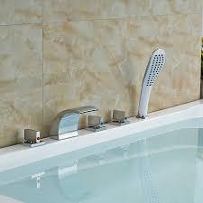Waterfall Tub Faucet Online Get Cheap Diverter Tub Spout Aliexpress Com Alibaba Group