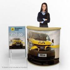 Exhibition Reception Desk Pop Up Counters Exhibition Counter U0026 Promotional Counters