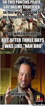 Bro Jesus Meme - rmx nah bro by penguinoids meme center
