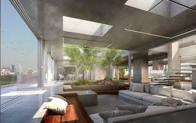 penthouse design a luscious open air urban forest tops this formerly abandoned