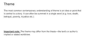 betrayal themes in literature literary analysis