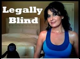 Legally Blind Definition Legally Blind Youtube