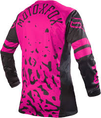 jersey motocross 2016 fox racing womens switch jersey motocross dirtbike offroad