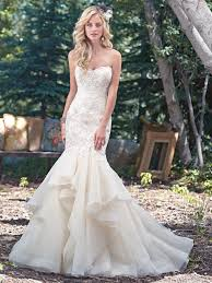 maggie sottero wedding dresses mermaid wedding dress kleinfeld bridal