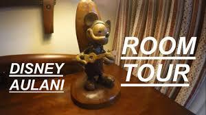 disney aulani one bedroom villa room tour 2016 aperaday youtube