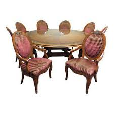Henredon Dining Room Chairs Gently Used Henredon Furniture Up To 60 Off At Chairish