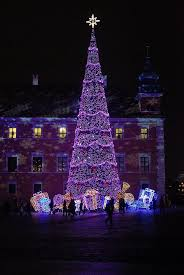 christmas display in warsaw poland poland pinterest