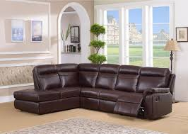 Amax Leather Furniture High Quality Top Grain Leather At Amax Portland Leather Reclining Sectional U0026 Reviews Wayfair
