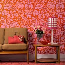 Floral Wall Stencils For Bedrooms French Floral Damask Wall Pattern Stencil Romantic Allover