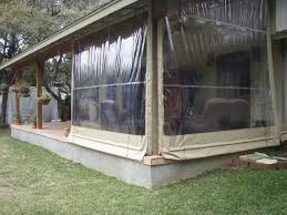 canvas patio enclosures home design ideas and pictures