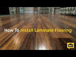 how to install laminate flooring laying your floor and flooring