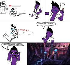 Mundo Memes - lol mundo vs tristana by klonny on deviantart