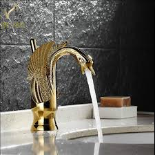 popular bathroom swan faucet buy cheap bathroom swan faucet lots