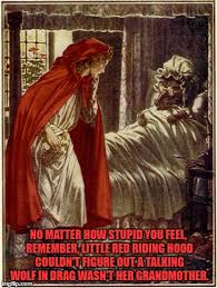 Funny Hood Memes - little red riding hood imgflip